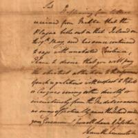 Dispatch of July 15th 1813 No.1