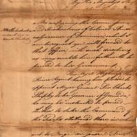 Dispatch of July 16th 1813